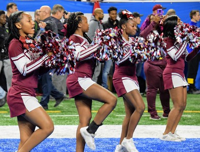 HS Sports - River Rouge vs. Muskegon football Alex State Finals