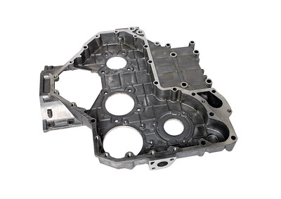 PERKINS 1004 SERIES ENGINE TIMING COVER 3716C522