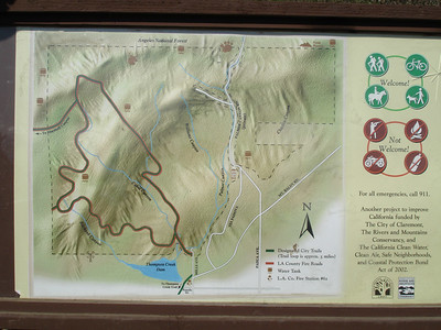 Claremont Wilderness Trail