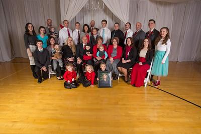 Carolyn Dalton Family 2016