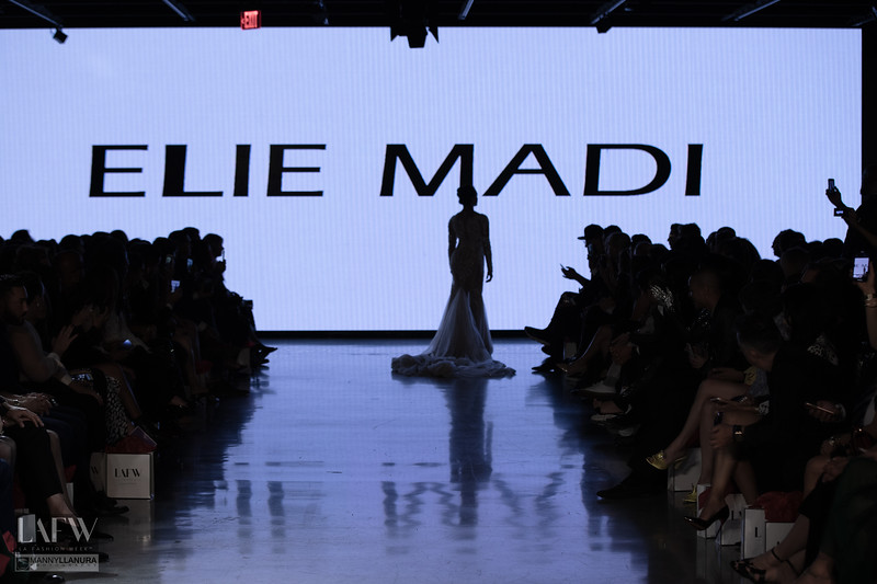 LAFW SS19 Elie Madi