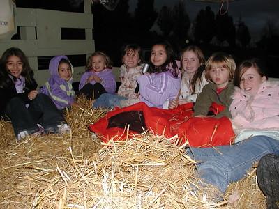Community Life - HT Family Hayride - October 27, 2007