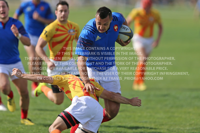 France Rugby 2016 Las Vegas Invitational