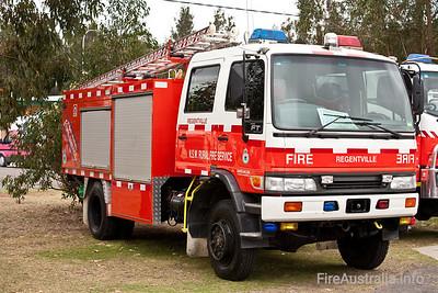 NSW RFS Pumpers