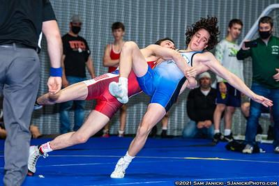 Part 3 Cadet/Junior Greco - Michigan USA Wrestling State Tournament - 5/07/21