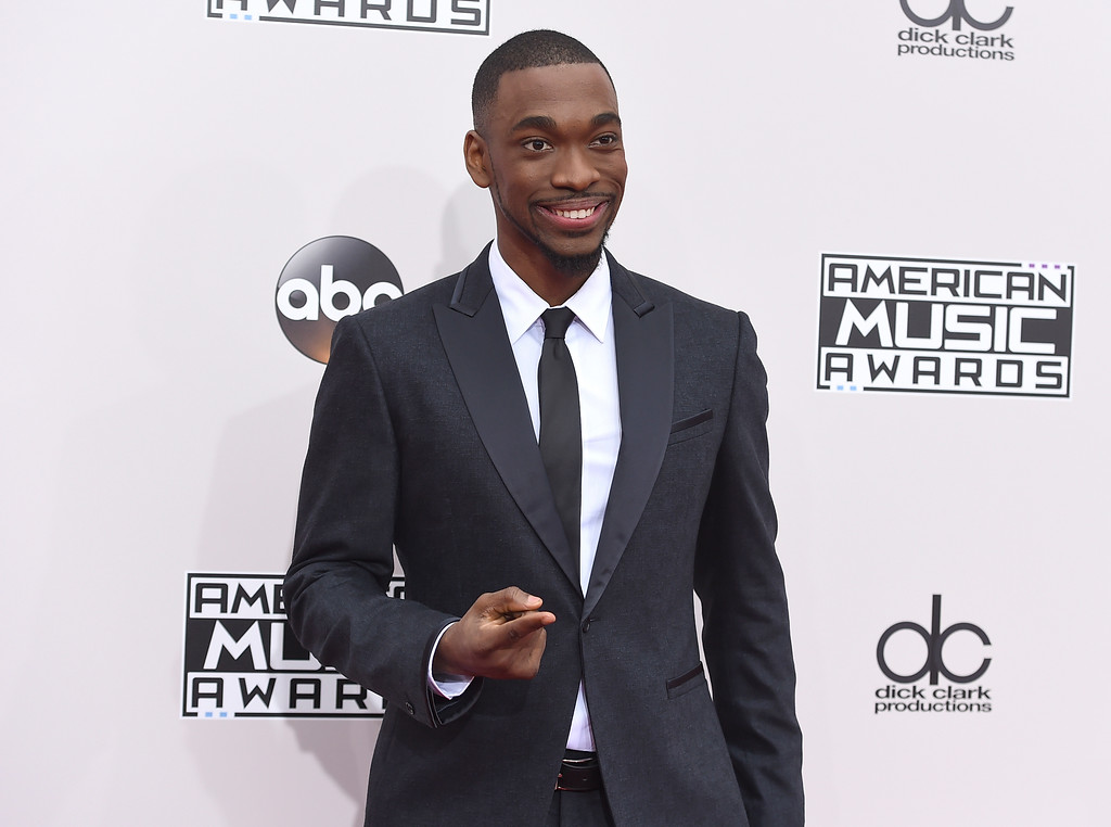 . Jay Pharoah arrives at the American Music Awards at the Microsoft Theater on Sunday, Nov. 20, 2016, in Los Angeles. Pharoah will be at Hilarities 4th Street Theatre Oct. 27-29. For more information, visit www.pickwickandfrolic.com/2014/02/jay-pharoah. (Photo by Jordan Strauss/Invision/AP)