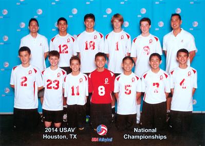 2014 USA Volleyball Junior National Championships 6-29-2014