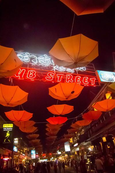 Night on Pub Street