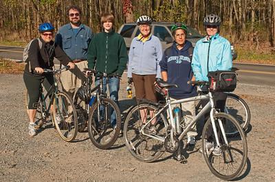 D&R Towpath Bike Ride 2010-10-23