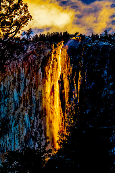 Horsetail Fall