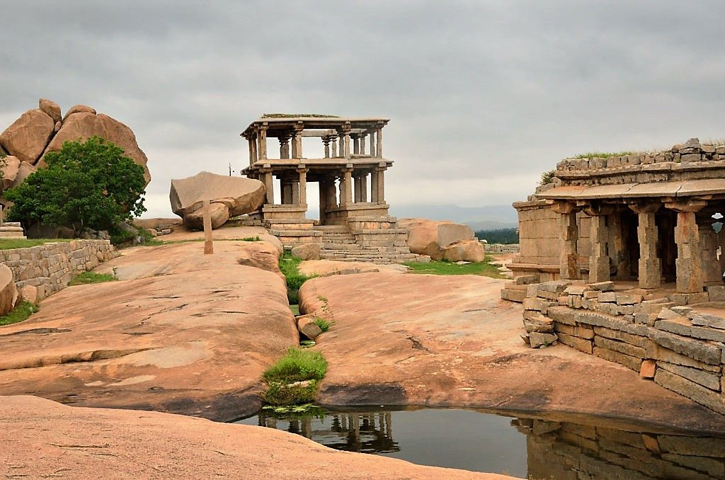 UNESCO World Heritage Sites in India: Hampi