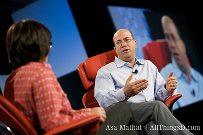 Jeff Zucker | CEO of NBC Universal