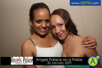 Angels Palace -30th January 2009