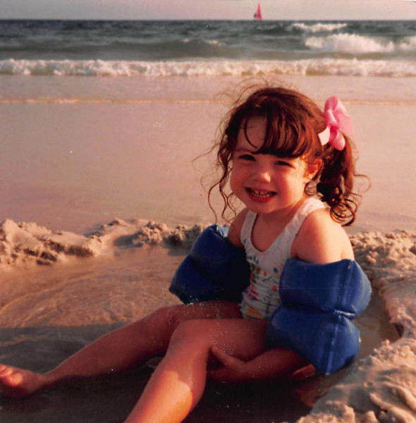 Jenna little at the beach.jpg