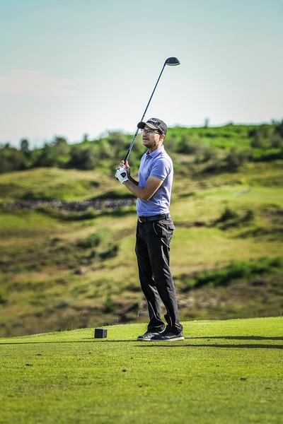 GS, Rúnar Óli Einarsson Íslandsmót í golfi 2019 - Grafarholt 2. keppnisdagur Mynd: seth@golf.is