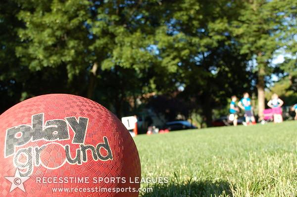 2013 Wednesday Summer Kickball