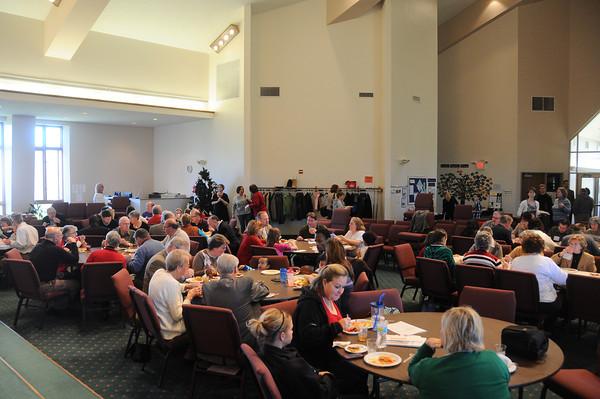 November 18th, 2012 Worship Service