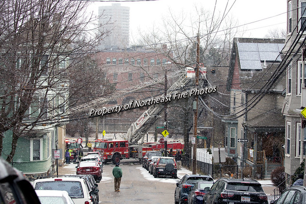 Boston- 3rd Alarm- Lamartine Street-02/06/2018