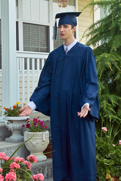 Judah's High School Graduation