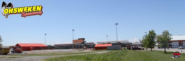 Ohsweken Speedway- Upgrades 2020
