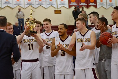 Walsh vs Malone Basketball