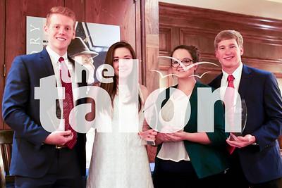 Tom Landry Scholarship Banquet (4-24-17)