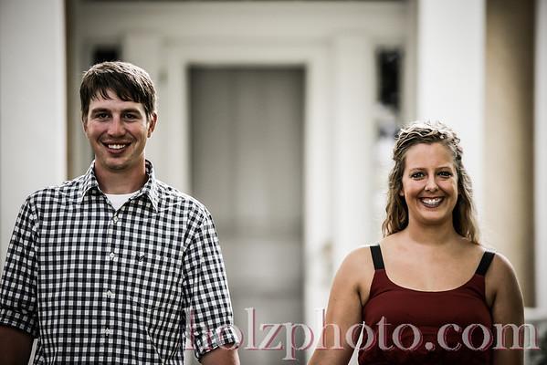 Ashley & Zach Creative Engagement Photos