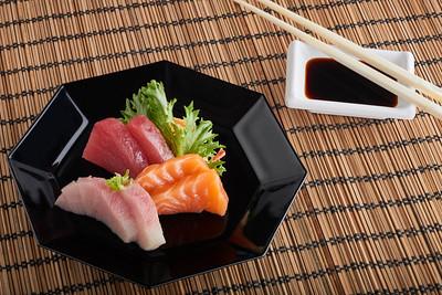April - Sushi