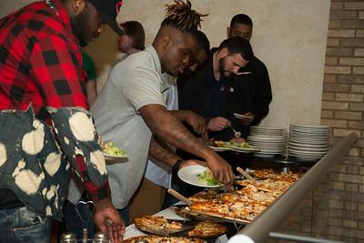 2017 Kick off reception dinner