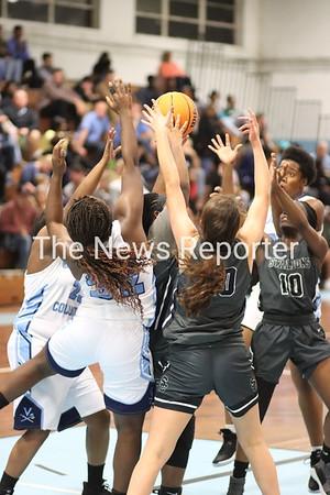 WCHS vs. SCHS basketball