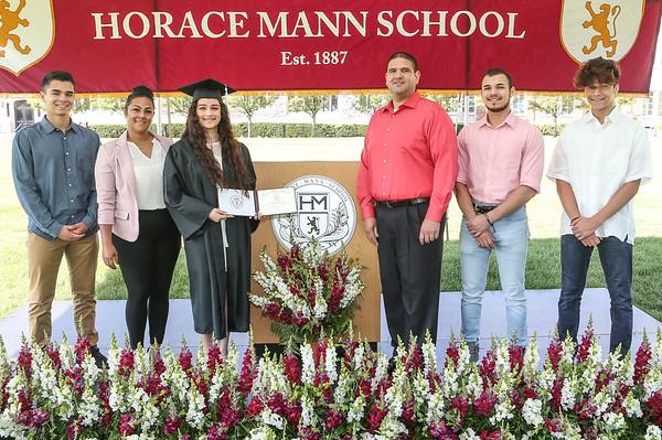 2020 Horace Mann School Graduation (Wednesday 6/17/20)