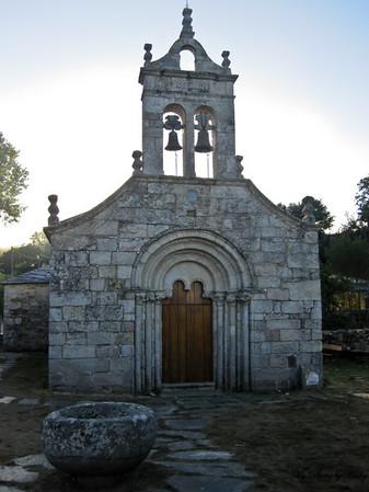 Camino de Santiago in Spain--Sarria to Arzua, Spain 09-14-12 thru 09-19-12