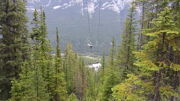 Banff Hike 2015