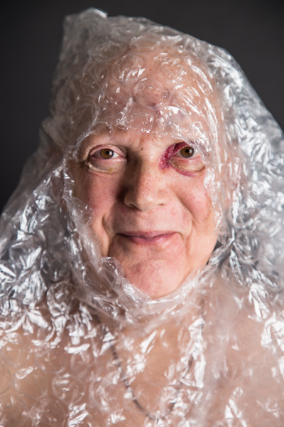 David in BubbleWrap