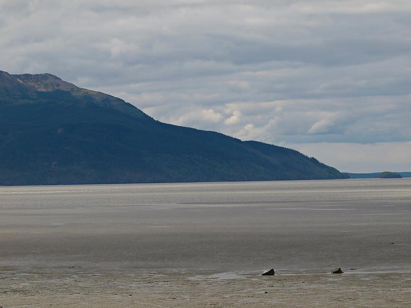 Turnagain Arm - Anchorage, Alaska  By Valerie Mellema  Order Code: C16