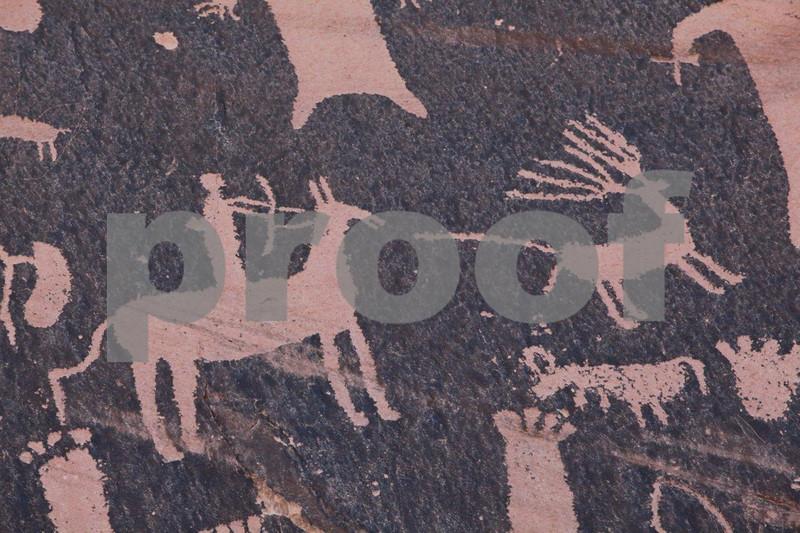 "Canyonlands, ""Newspaper Rock"" , 0503"