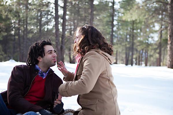 Alexis & Kimberley's Engagement