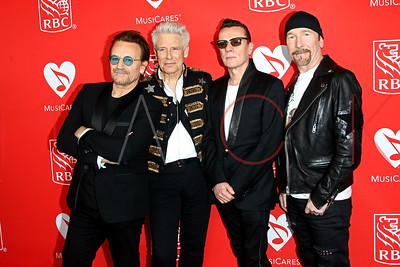 NEW YORK, NY - JUNE 26:   The 13th Annual MusiCares Map Fund Benefit Concert Honoring Adam Clayton at PlayStation Theater.