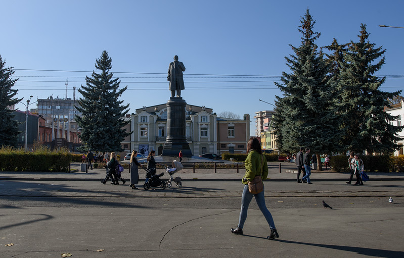 Orbiting Vladimir