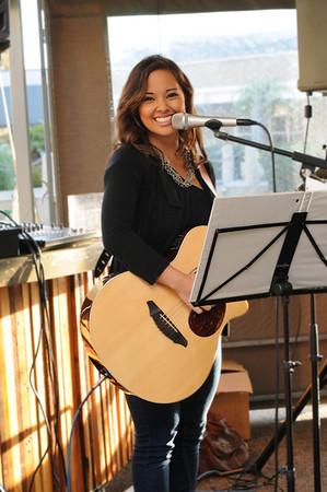 Jessica at Sababa 2013