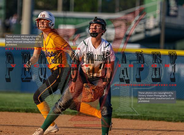 Lake Braddock @ South County Varsity Girls Softball 5-8-18