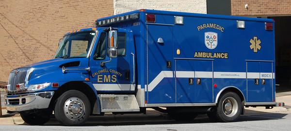 Caldwell County EMS