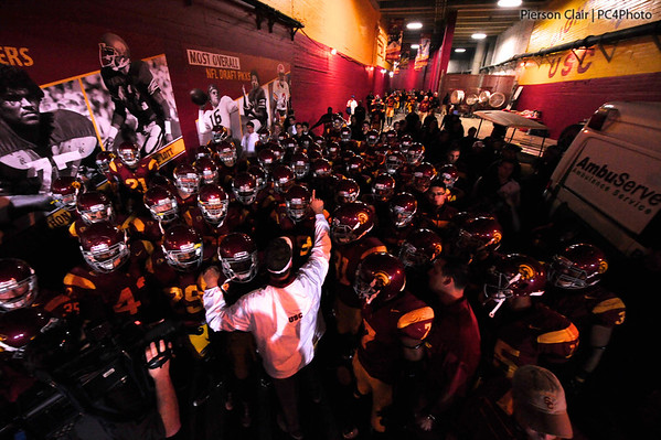 USC Football v UCLA 2011 - Game