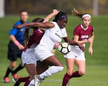 OU Women's Soccer vs. IUPUI 10/21/2017