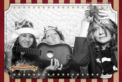 Ashley's 30th Circus Birthday Party