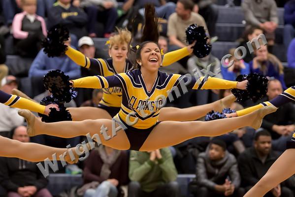 2016 01 14 Clarkston Varsity Basketball vs North Farmington