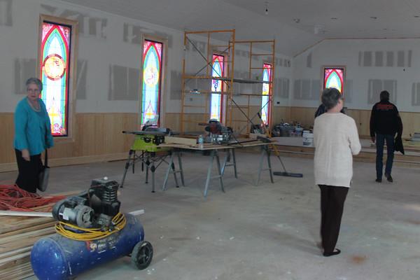 Sanctuary Progress (11.09.14)