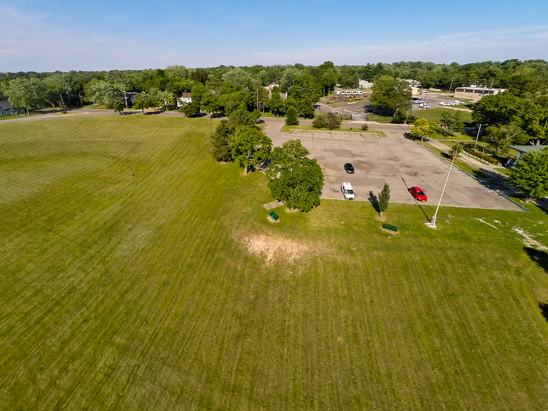 High-noon Summer at the Park 5 : Aerial Photography from Project Aerospace