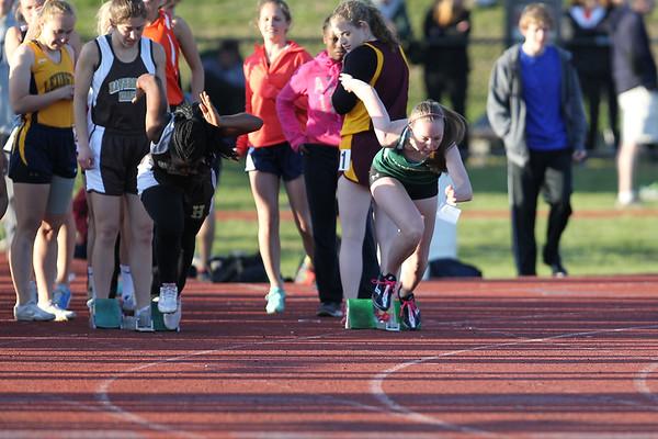 2013 Weston Twilight Invitational -- 100m