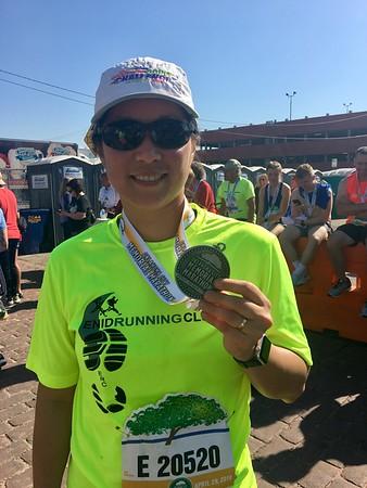 OKC Memorial Marathon 2018